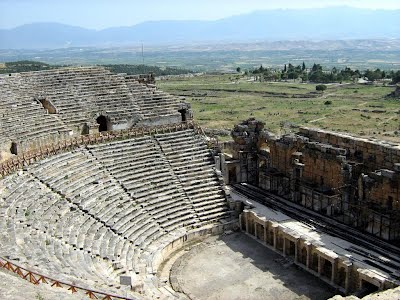 Hierapolis - Theater